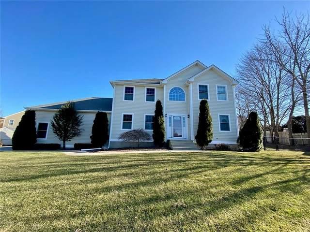 11 Belleview Avenue, Tiverton, RI 02878 (MLS #1279255) :: Westcott Properties