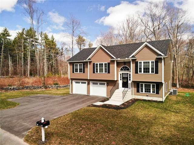 410 Lapham Farm Road, Burrillville, RI 02859 (MLS #1279324) :: Spectrum Real Estate Consultants