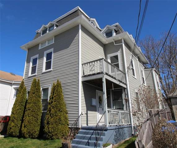 5 Clinton Avenue #2, Newport, RI 02840 (MLS #1279371) :: Edge Realty RI