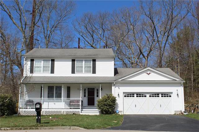 52 Gilcrest Drive, West Warwick, RI 02893 (MLS #1279378) :: Spectrum Real Estate Consultants