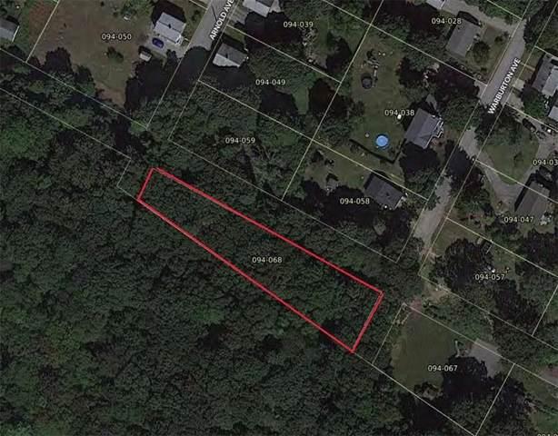 0 Warburton Avenue, North Kingstown, RI 02852 (MLS #1279398) :: Onshore Realtors