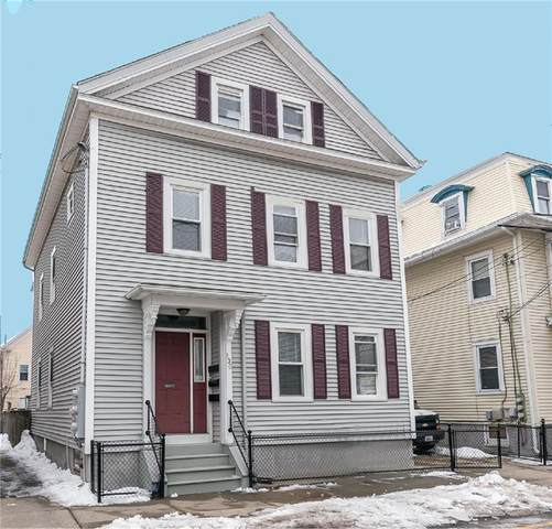 130 Sutton Street #3, Providence, RI 02909 (MLS #1279411) :: Spectrum Real Estate Consultants