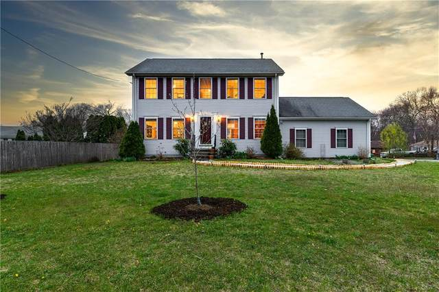 279 Claypool Drive, Warwick, RI 02886 (MLS #1279425) :: Edge Realty RI