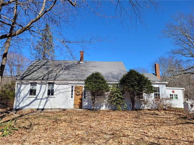 138 Tourtellot Hill Road, Glocester, RI 02814 (MLS #1279454) :: Spectrum Real Estate Consultants