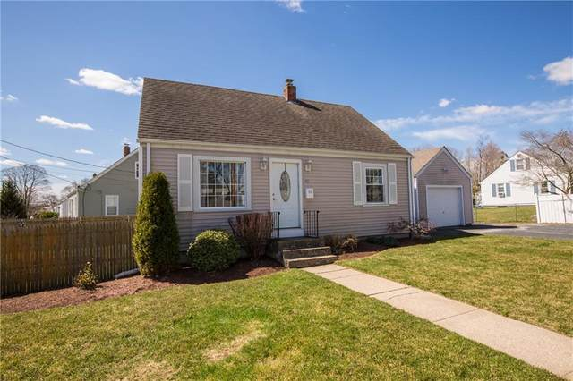40 Robinson Way, West Warwick, RI 02893 (MLS #1279500) :: Dave T Team @ RE/MAX Central