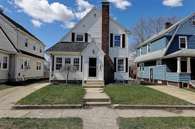 43 Lyndon Road, Cranston, RI 02905 (MLS #1279527) :: Westcott Properties