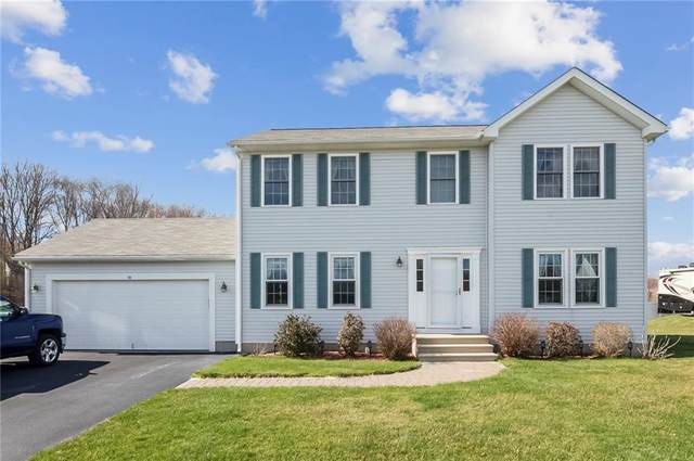 54 Hibiscus Lane, Coventry, RI 02816 (MLS #1279556) :: Dave T Team @ RE/MAX Central