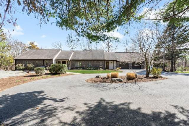 110 Jenckes Hill Road, Lincoln, RI 02865 (MLS #1279579) :: The Seyboth Team