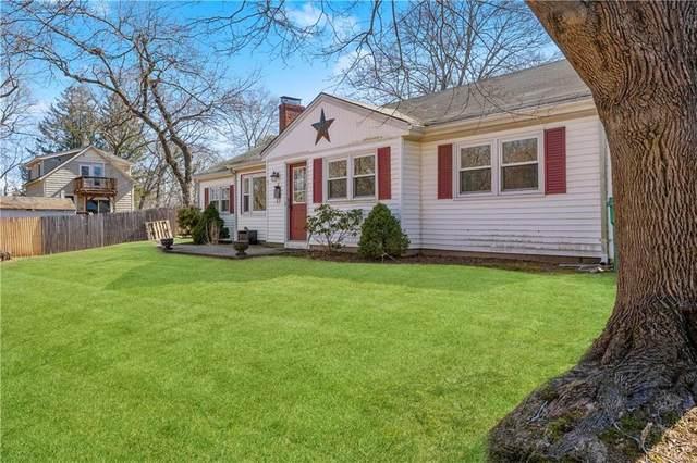 6 Bourbon Place, Warwick, RI 02888 (MLS #1279639) :: Spectrum Real Estate Consultants