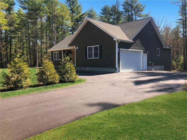 70 Botka Woods Drive, Charlestown, RI 02813 (MLS #1279752) :: Anytime Realty