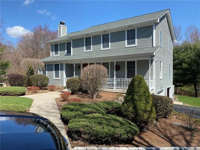 8 Westbound Court, Johnston, RI 02919 (MLS #1279765) :: The Martone Group