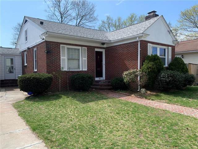 11 Lyman Avenue, North Providence, RI 02911 (MLS #1279771) :: Spectrum Real Estate Consultants