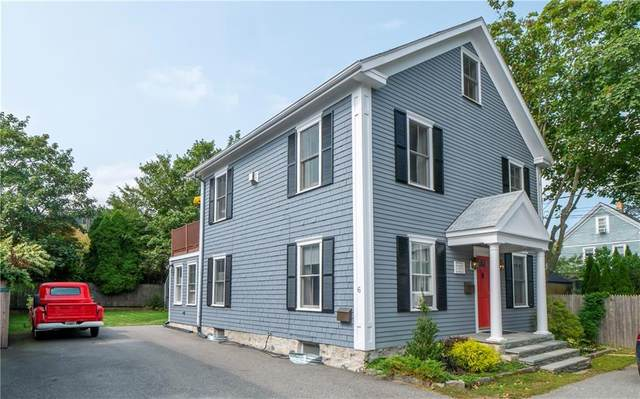 6 Gladding Court, Newport, RI 02840 (MLS #1279824) :: Anytime Realty