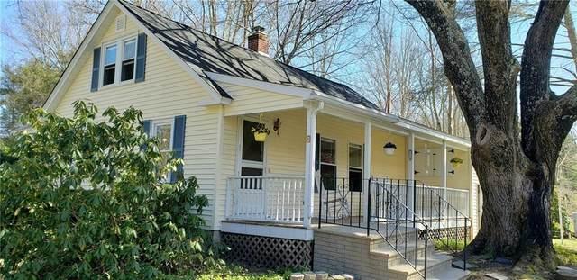 8 Green Lane, Scituate, RI 02831 (MLS #1279848) :: Spectrum Real Estate Consultants