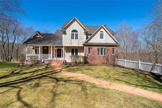 180 Shady Hill Drive, East Greenwich, RI 02818 (MLS #1279865) :: Dave T Team @ RE/MAX Central