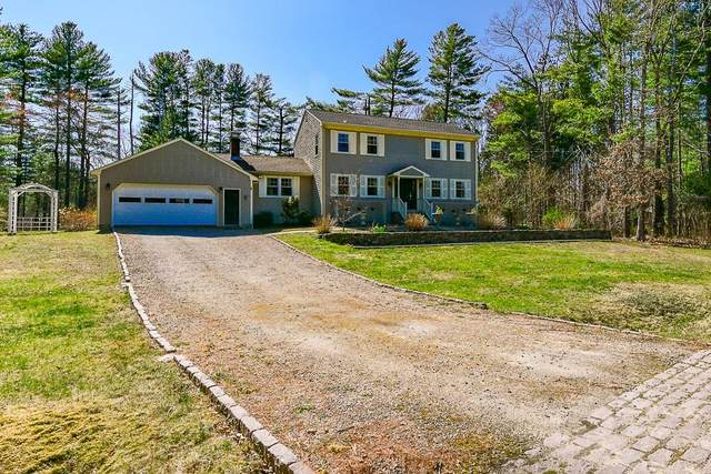 45 Bedford Lane, North Kingstown, RI 02852 (MLS #1279869) :: Anytime Realty