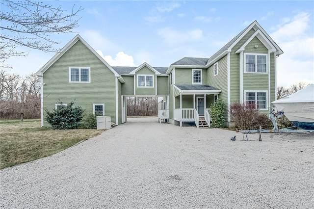 21 King Tom Drive, Charlestown, RI 02813 (MLS #1279880) :: Edge Realty RI