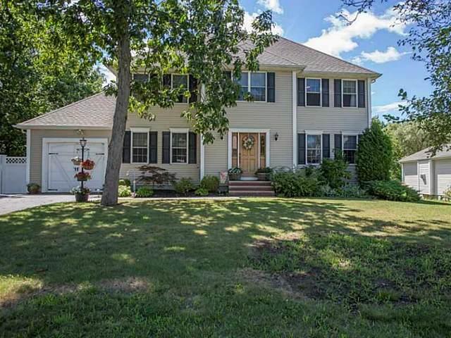 140 East Wallum Lake Road, Burrillville, RI 02859 (MLS #1279914) :: Welchman Real Estate Group