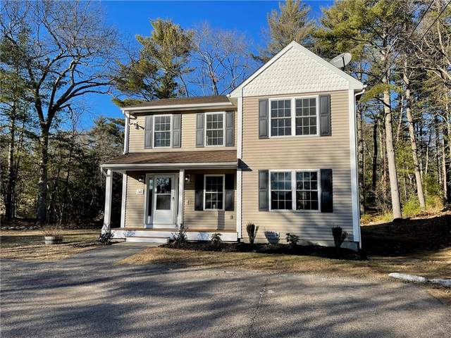 36 Indian Trail, Coventry, RI 02816 (MLS #1279958) :: Dave T Team @ RE/MAX Central