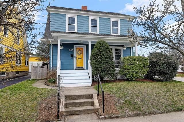 52 Tallman Avenue, Cranston, RI 02910 (MLS #1279964) :: Spectrum Real Estate Consultants