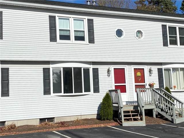 23 Benefit Street #15, Warwick, RI 02886 (MLS #1279971) :: Edge Realty RI