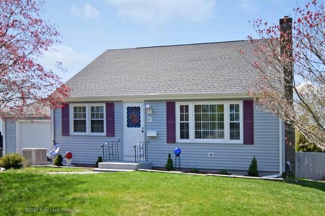 47 Edmond Drive, Warwick, RI 02886 (MLS #1279985) :: Century21 Platinum