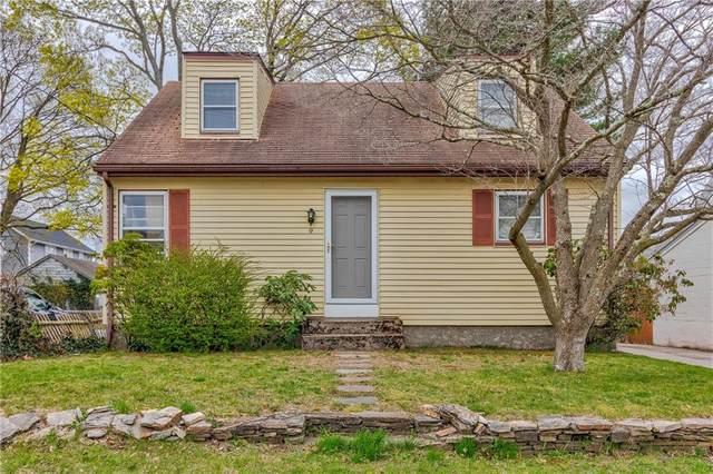 9 Clifford Street, East Providence, RI 02916 (MLS #1279988) :: Westcott Properties