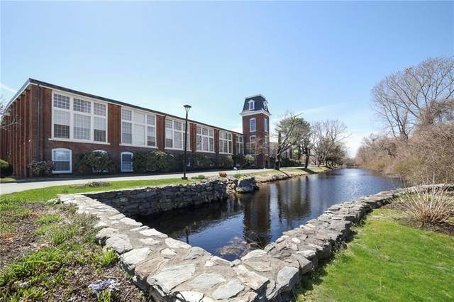 40 Web Avenue #204, North Kingstown, RI 02852 (MLS #1280018) :: Westcott Properties