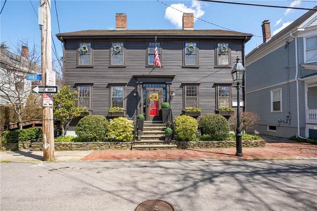 77 Third Street, Newport, RI 02840 (MLS #1280036) :: Edge Realty RI