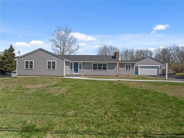 21 Overhill Road, Warren, RI 02885 (MLS #1280100) :: Edge Realty RI