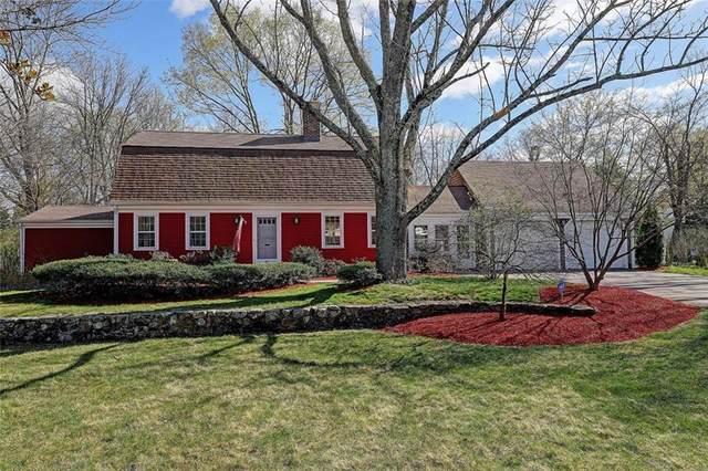 330 Newman Avenue, East Providence, RI 02916 (MLS #1280121) :: Westcott Properties