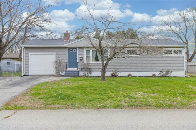 110 New Britain Drive, Warwick, RI 02889 (MLS #1280122) :: Edge Realty RI