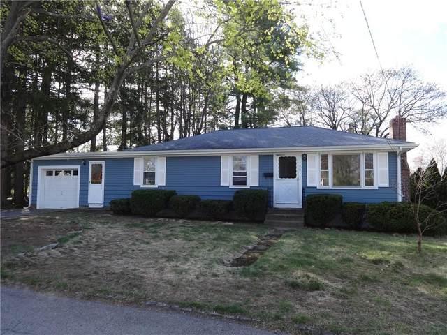 195 Grayson Avenue, Warwick, RI 02886 (MLS #1280127) :: Edge Realty RI