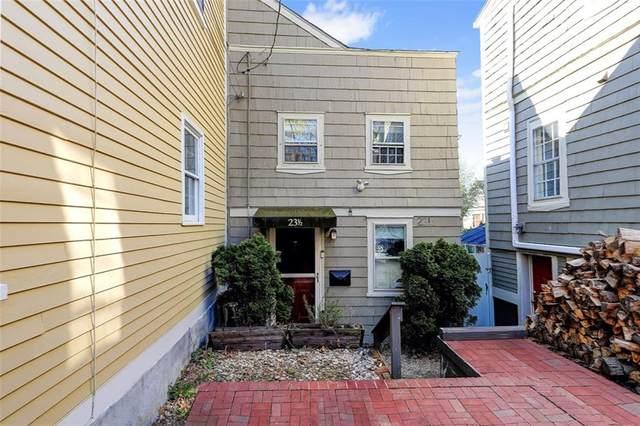23 Sheldon Street #1, East Side of Providence, RI 02906 (MLS #1280180) :: revolv