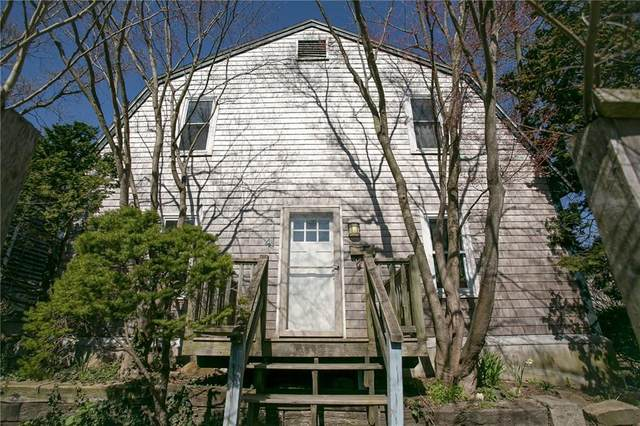 41 Burnside Avenue, Newport, RI 02840 (MLS #1280186) :: Westcott Properties