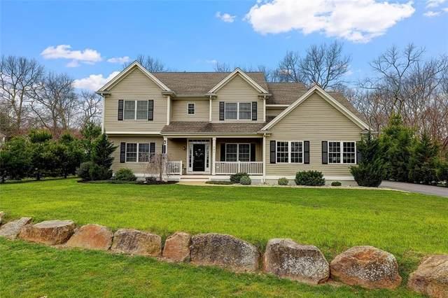 161 Brigade Drive, North Kingstown, RI 02874 (MLS #1280193) :: Welchman Real Estate Group