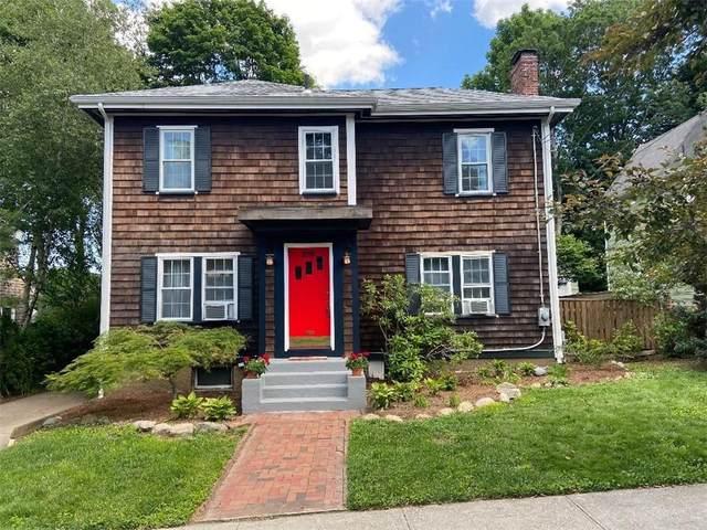 359 Morris Avenue, East Side of Providence, RI 02906 (MLS #1280202) :: Spectrum Real Estate Consultants