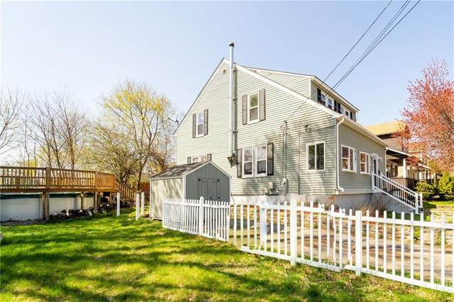 27 Homewood Avenue, North Providence, RI 02911 (MLS #1280217) :: Edge Realty RI