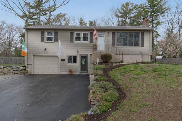 104 Clearview Drive, North Kingstown, RI 02852 (MLS #1280228) :: Westcott Properties