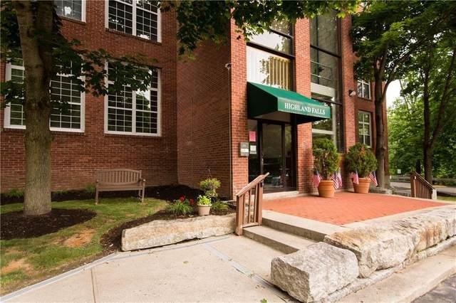 2 School Street #533, Lincoln, RI 02802 (MLS #1280237) :: Westcott Properties