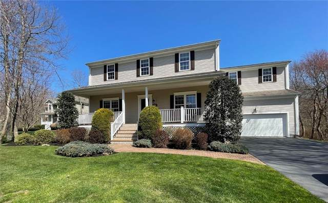 395 Westmoreland Lane, North Kingstown, RI 02874 (MLS #1280260) :: Westcott Properties