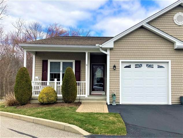 1285 Hartford Avenue #14, Johnston, RI 02919 (MLS #1280285) :: Edge Realty RI