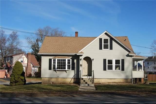 958 Veterans Memorial Parkway, East Providence, RI 02915 (MLS #1280313) :: Westcott Properties