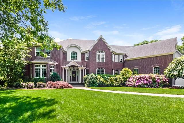 25 Westfield Drive, East Greenwich, RI 02818 (MLS #1280409) :: Spectrum Real Estate Consultants