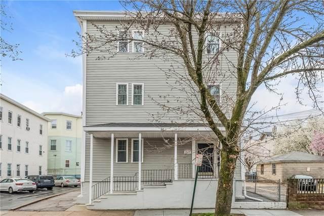136 Almy Street, Providence, RI 02909 (MLS #1280420) :: Spectrum Real Estate Consultants