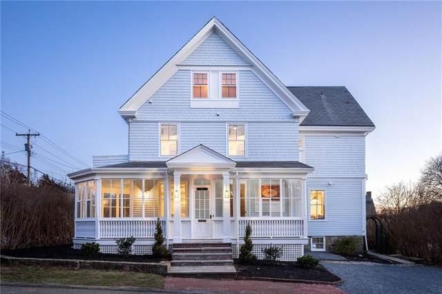 169 Ruggles Avenue, Newport, RI 02840 (MLS #1280471) :: Nicholas Taylor Real Estate Group