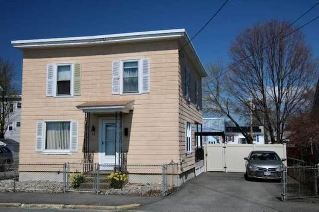 66 Ordway Street, Pawtucket, RI 02861 (MLS #1280502) :: Nicholas Taylor Real Estate Group