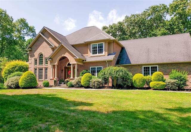 1 Mckenzie Drive, Smithfield, RI 02917 (MLS #1280566) :: Chart House Realtors