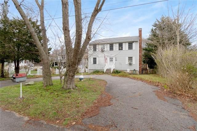 456 Beacon Avenue, Jamestown, RI 02835 (MLS #1280602) :: The Martone Group
