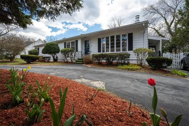 88 Smith Avenue, Smithfield, RI 02828 (MLS #1280613) :: The Martone Group